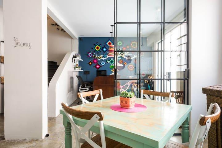 Four unique rooms- La Palomilla Bed and Breakfast