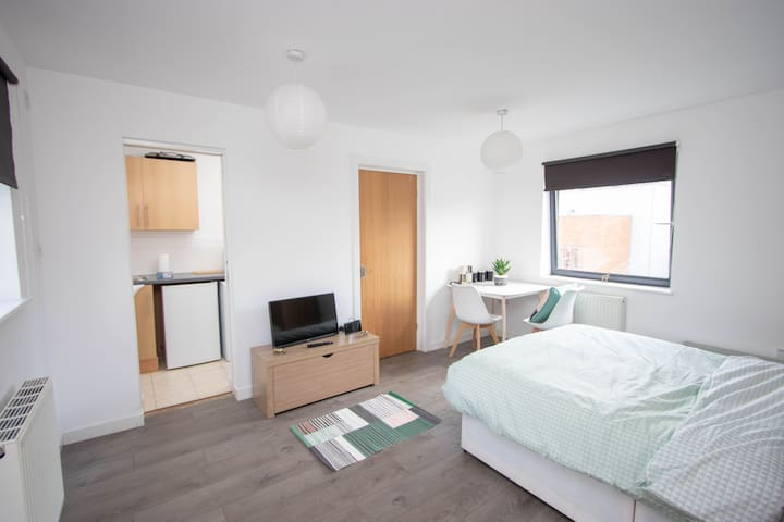 Stylish Modern Studio Near Kings College Hospital