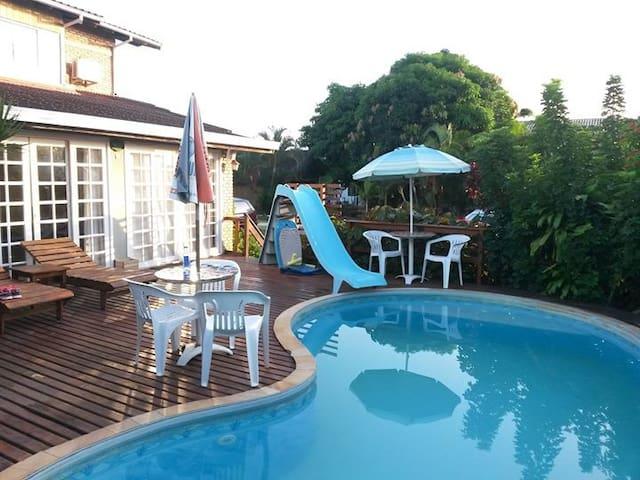 Apartamento Ilha do Campeche 1 suíte - Florianópolis