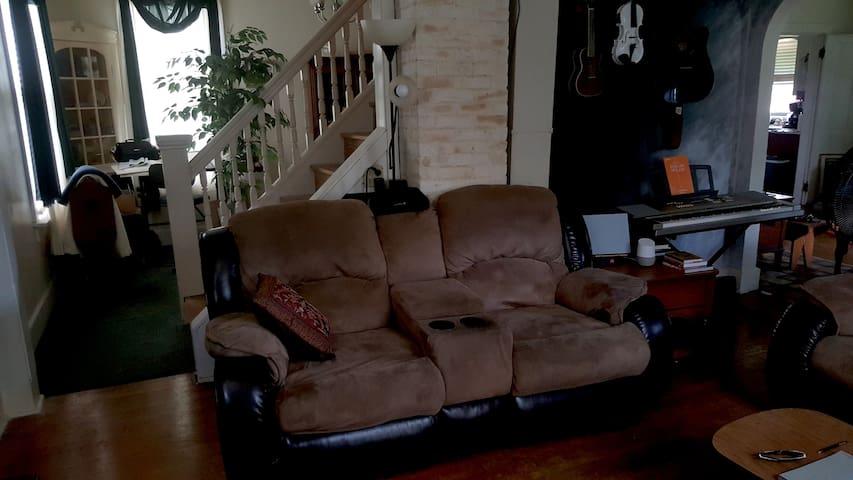Living Room second angle
