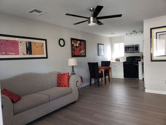 NEW listing*remodeled*walk to ASU*covered parking