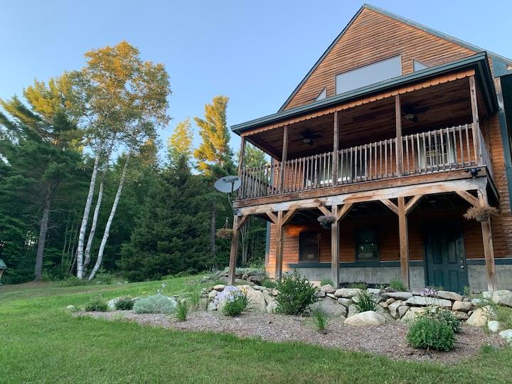 White Mountains, Foliage, Skiing, Bretton Woods