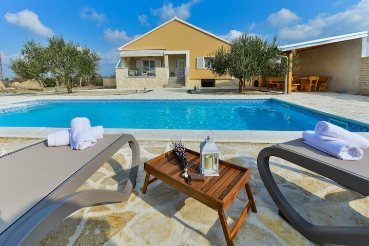 Holiday home Branko with heated pool