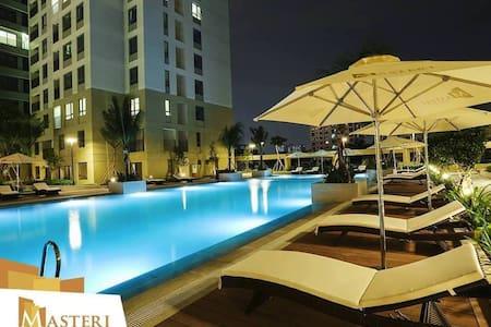 Masteri Luxury Homestay- VINCOME SHOPPING MALL - Ho Či Minovo město - Byt