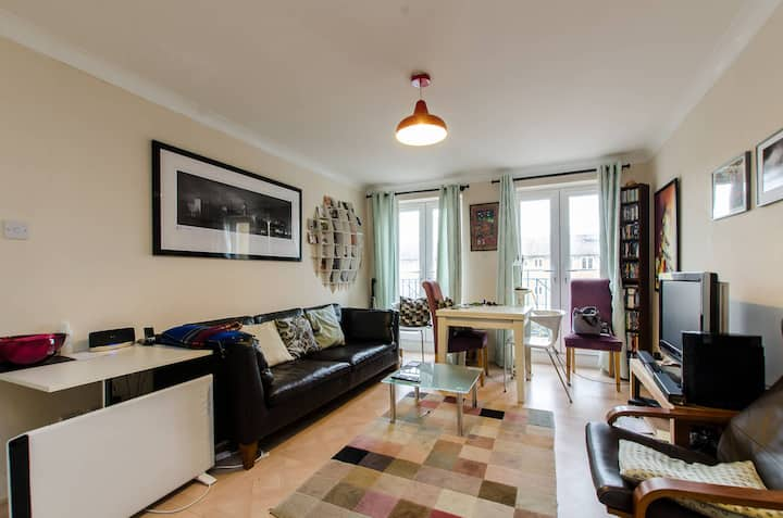 City-Brick Lane Luxury Fully Equipped 2Bed