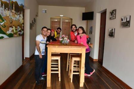 El Andariego - Huis
