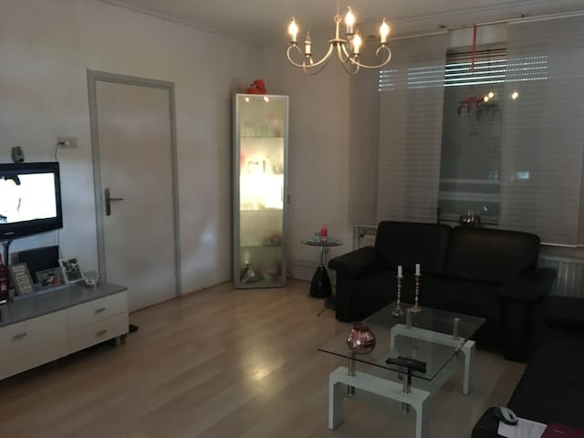 Kamer te huur in Kerkrade voor 1 tot 4 personen.