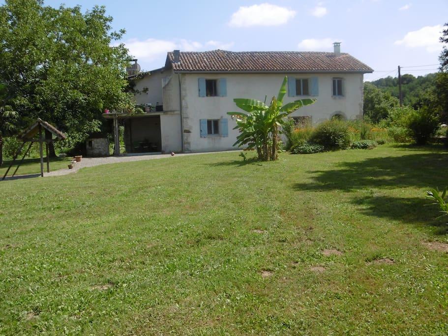 Chambre priv e chez l 39 habitant guest houses louer bellocq nouvelle aquitaine france - Location de chambre chez l habitant ...