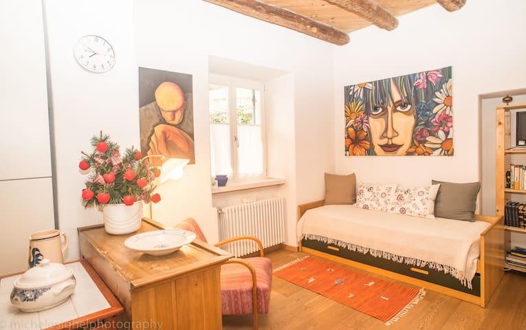 Appartamento in borgo montano a  10 Km da Trento