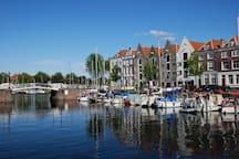 Harbour of Middelburg