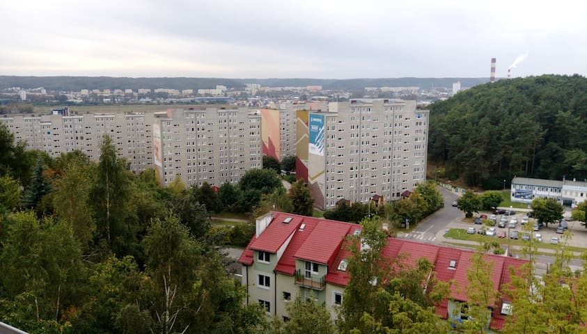Apartment to let – Gdynia