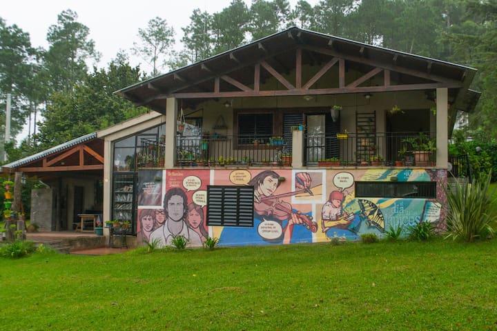 Hermosa casa en Raco, Tucumán, paraíso de montañas