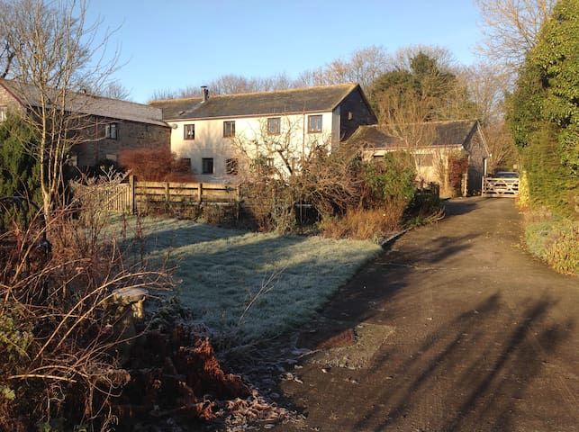 Bodrigan Barns in quiet rural location - Wadebridge - Ev