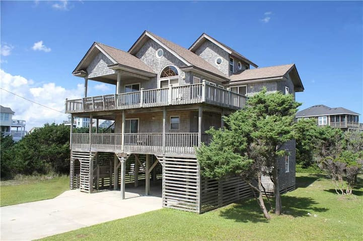 Oceanside in Hatteras- Close to ferry & shopping