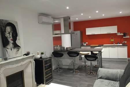 Belle appartement centre ville - Lodève