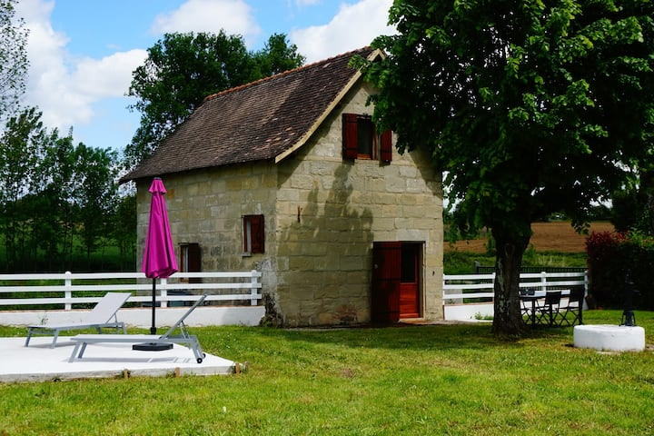 Gîte «moulin de campagne»