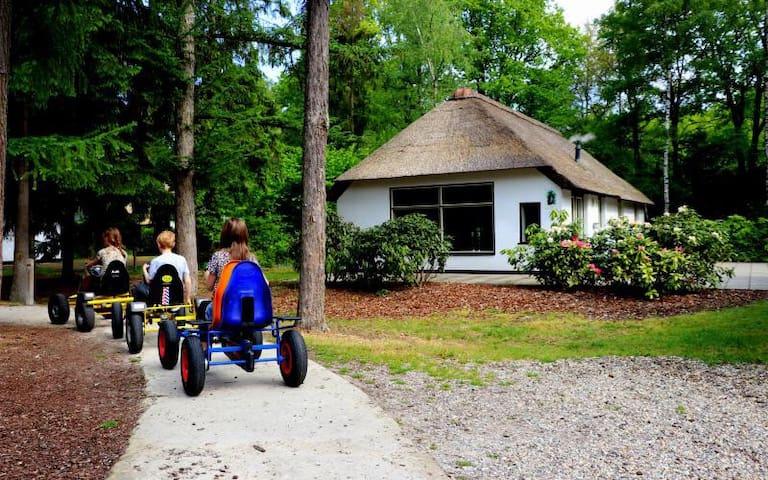 Schuilevink - Gezellig Familiehuis voor 8p MIVA