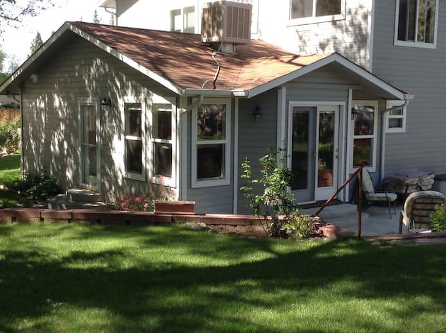 Attached Garden Suite