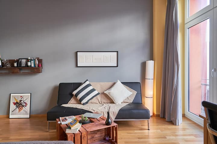 Cosy, stylish Apartment in the heart of Berlin!
