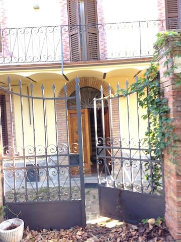"""""""Il grottino"""" rustico - FIASTRA - บ้าน"""