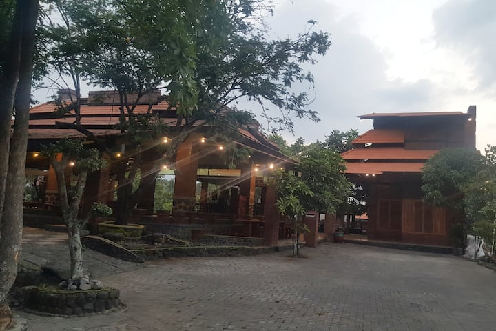 villa mediana (4 type aulia,  anya,  dex,  teta)