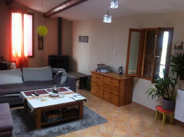 Chez Marie - Montferrier-sur-Lez - Şehir evi
