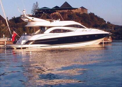 56' Sport Yacht, Newport Beach Harbor - Newport Beach - Bateau