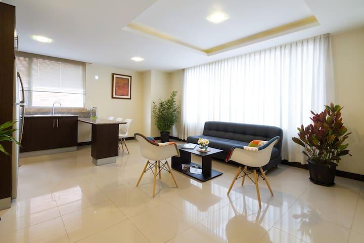 Sol Marina  Quito Apartment