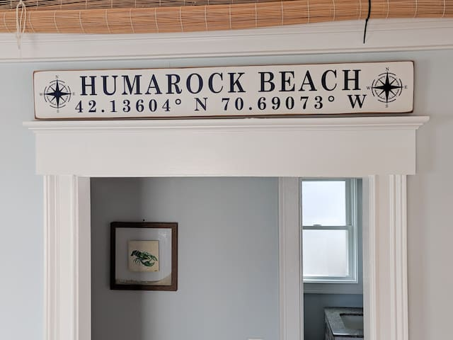 Beach Bungalow on Humarock