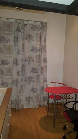 studio tout confort immeuble sécurisé - Lille