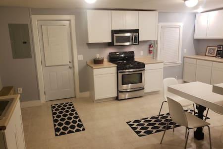 Beautiful 1bed/1bath private apartment