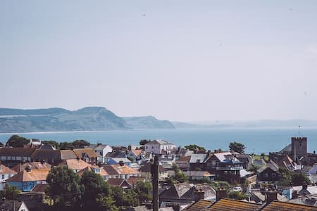 Central Lyme Regis Accommodation - walk to the sea - Lyme Regis
