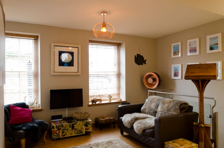 Topsham Luxury Split Level Studio - Topsham - Apartament