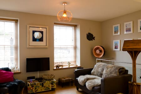 Topsham Luxury Split Level Studio - Topsham - Daire