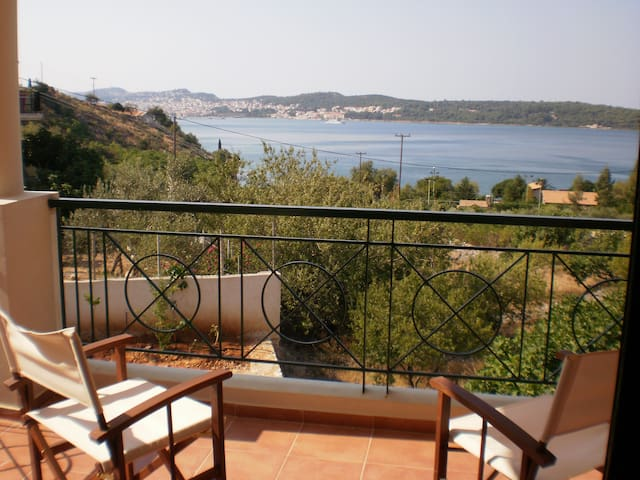 Apartments with sea view No 2! - Αργοστόλι - Wohnung