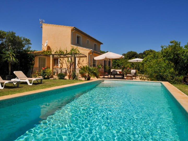Es Fornes, Country House in Buger, Mallorca