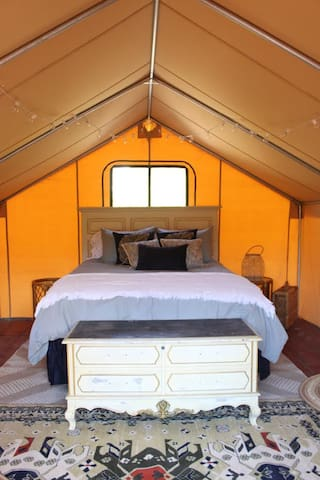 Grand Haven Glamping Tent