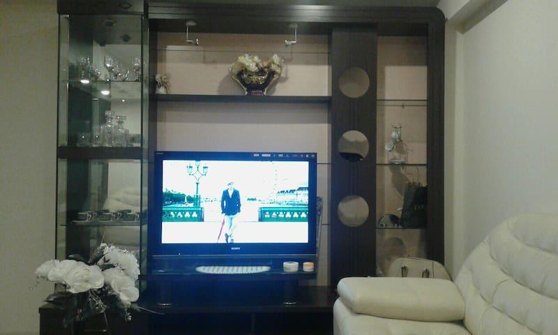 Very nice flat furnished 1 bedroom - Shkodër - Apartamento