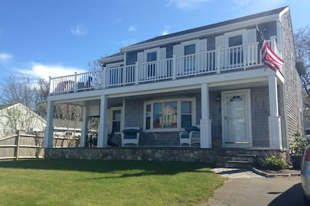 5 Star rating-Ocean views, steps to private beach - Plymouth - Casa