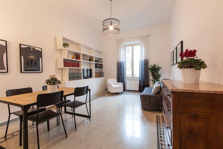MAMAROMA Testaccio apartment