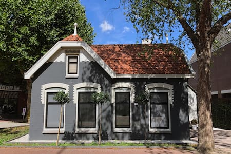 Villa Antonius (10km - centrum  Amsterdam)