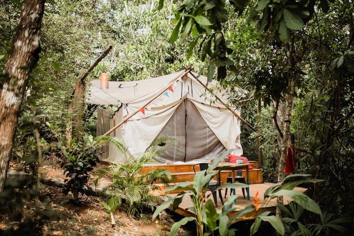 Ko River Glamping, Mabu Tent