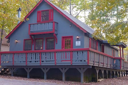 Pine Mountain Club Chalets - Offlake Three Bedroom #34 - Not Pet Friendly
