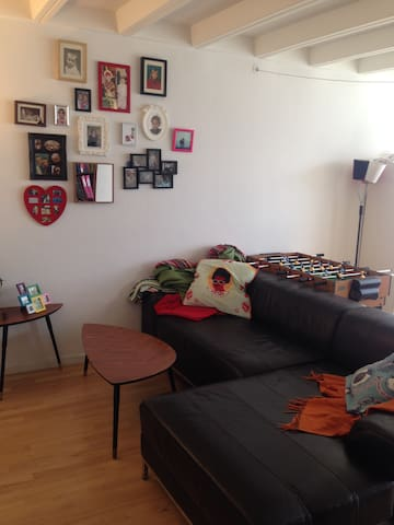Nice and bright one-bedroom apartment - Rødovre - Apartemen