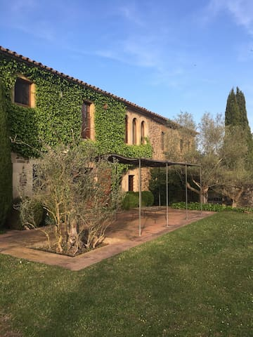 Room in Costa Brava Country Home - BBh - Huis
