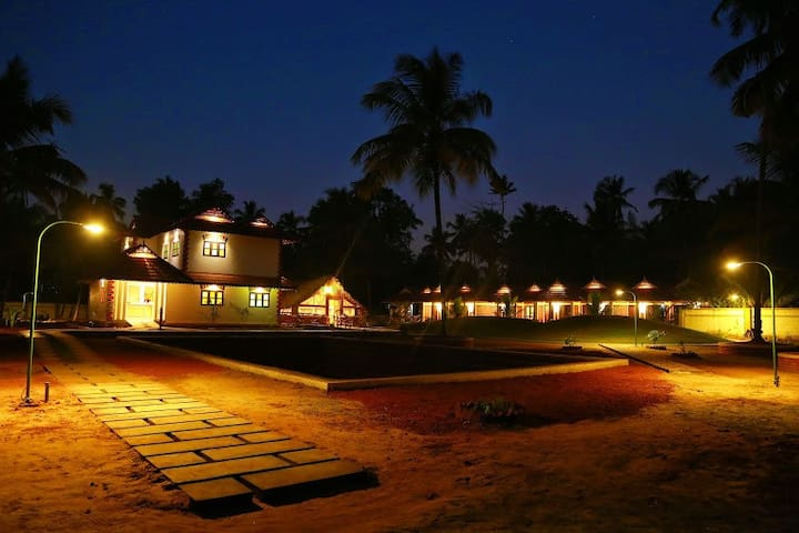 Deepanjali Wellness and Retreat - Thrissur