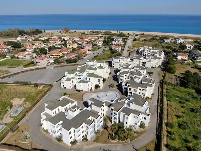 Apartments, 2 min from sea, Calabria, Isca Marina