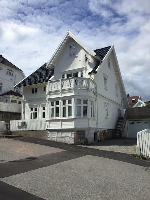 Enkelt leilighet Linz sentrum