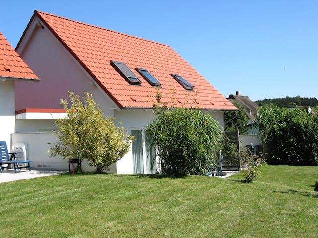 Ferienhäuser See-Garten - Heringsdorf - Apartamento