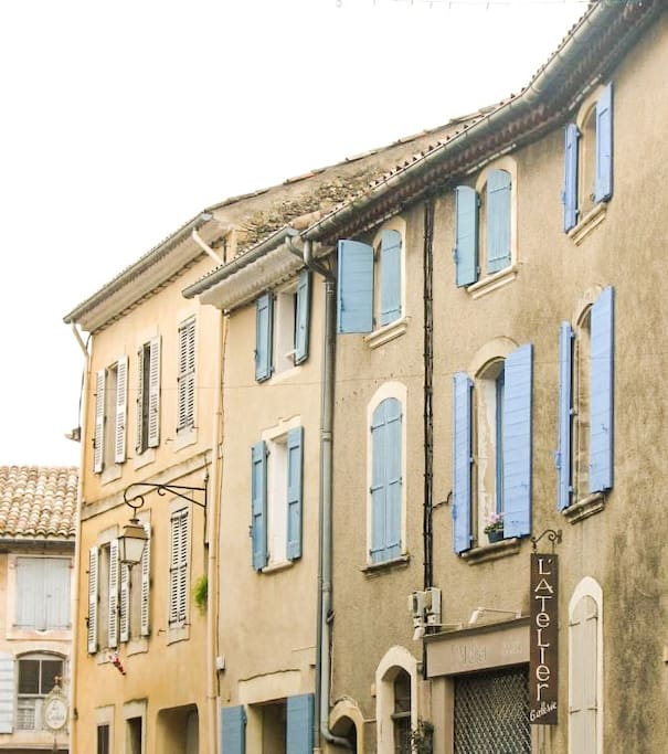 French provincial architecture